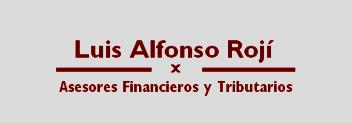 Luis Alfonso Rojí, Asesores financieros y tributarios